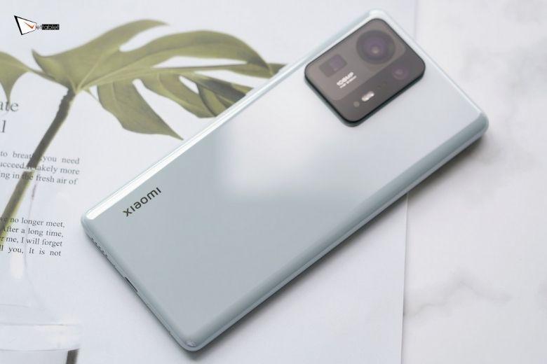Xiaomi Mi Mix 4 màu xám