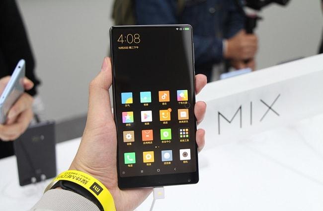 Xiaomi Mi Mix có cấu hình khủng