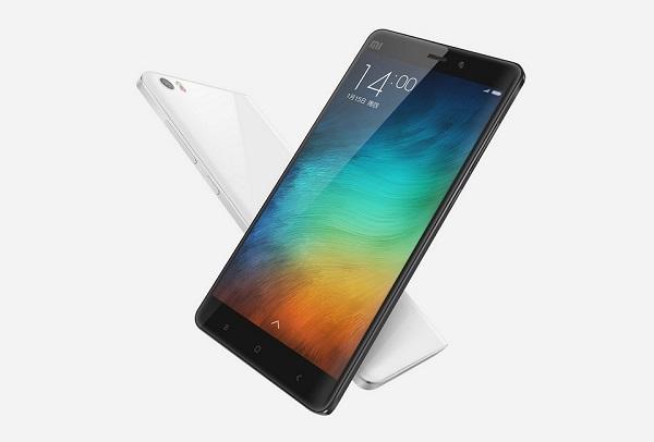 Xiaomi Mi Note 2 Pro chính hãng thiết kế ấn tượng
