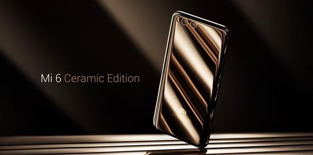Xiaomi Mi6 Ceramic Edition