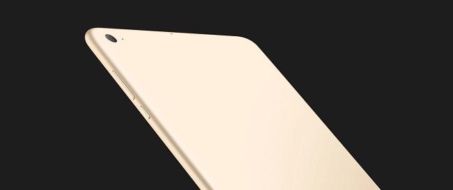 Xiaomi MiPad 3 được trang bị cổng USB Type-C mới nhất hiện nay