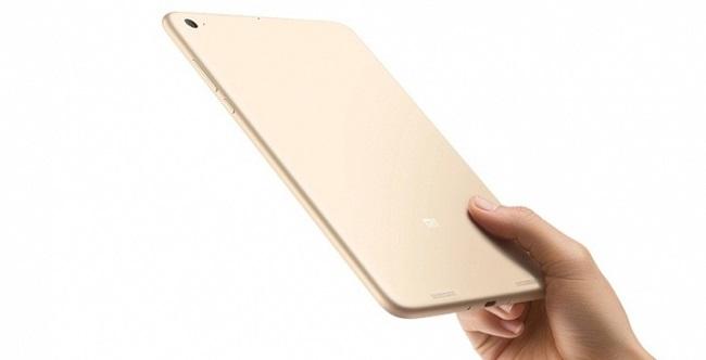 Xiaomi MiPad 3 có độ mỏng ấn tượng