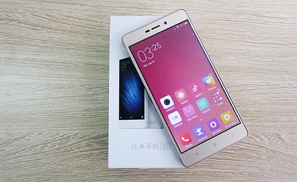 Hộp đựng Xiaomi Redmi 3X