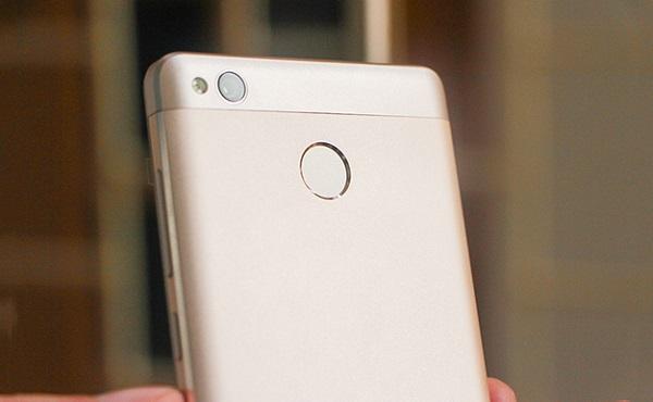 Xiaomi Redmi 3X có khả năng quay phim Full HD