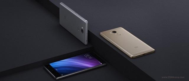 Xiaomi Redmi 4 là bản nâng cấp nhẹ của Redmi 3