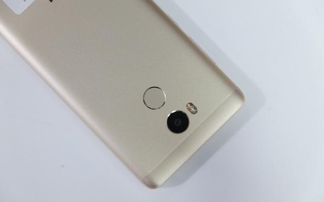 Xiaomi Redmi 4 hỗ trợ quay phim Full HD