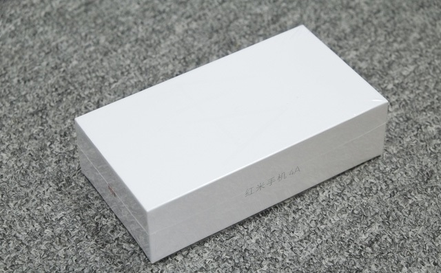 Thiết kế Xiaomi Redmi 4A