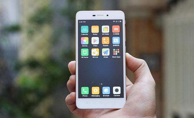 đánh giá cấu hình Xiaomi Redmi 4A