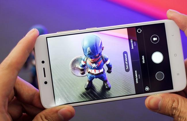 Đánh giá camera Xiaomi Redmi 4X
