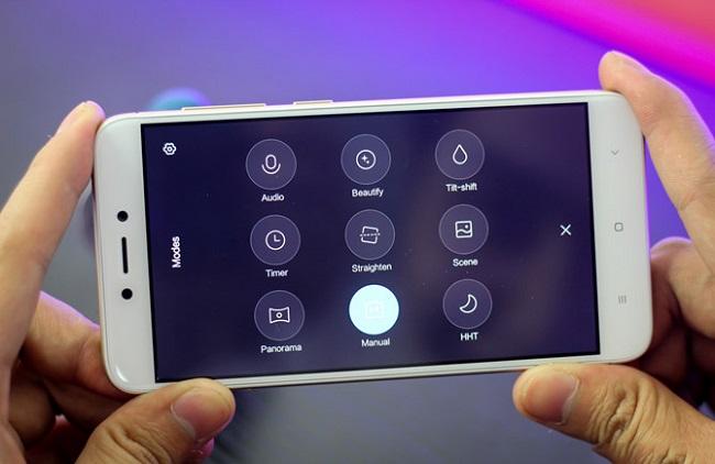 Camera Xiaomi Redmi 4X