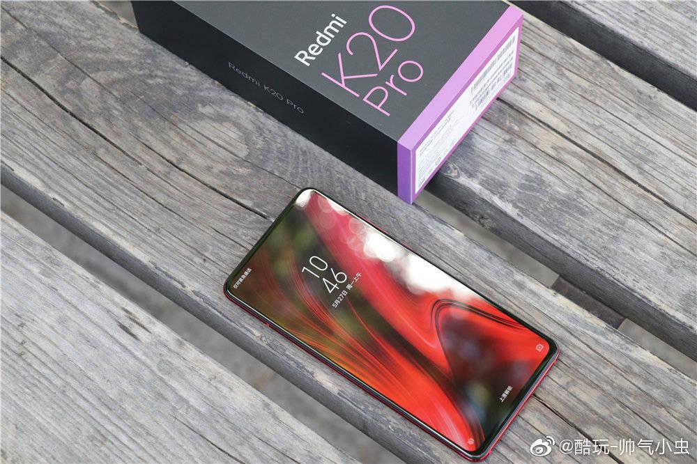 Xiaomi Redmi K20 Pro ra mắt