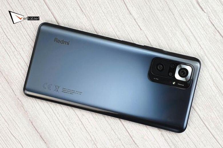 cấu hình  Redmi Note 10 Pro