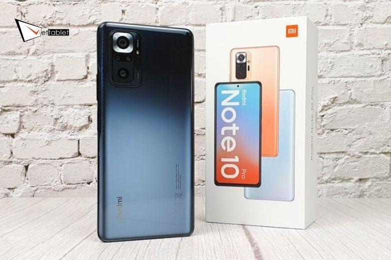 Đánh giá Xiaomi Redmi Note 10 Pro