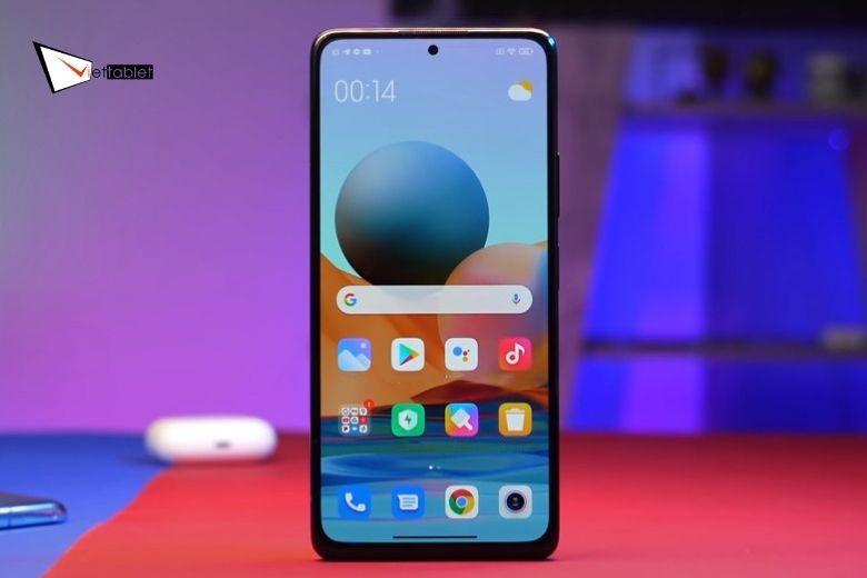 màn hình  Redmi Note 10 Pro
