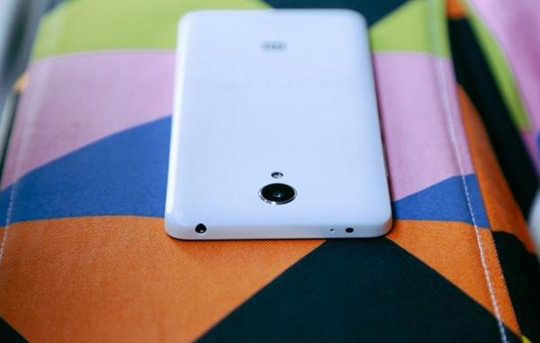 Camera Xiaomi Redmi Note 2 cũ vẫn có các tính năng nhận diện khuôn mặt, nụ cười, chụp HDR...