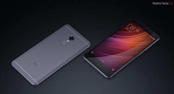 Xiaomi Redmi Note 4 cấu hình khủng, pin trâu
