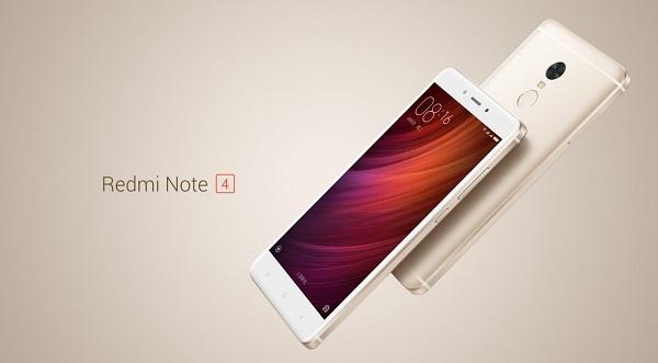 Xiaomi Redmi Note 4 bản kế nhiệm của Redmi Note 3