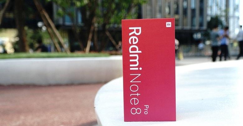 Xiaomi Redmi Note 8 Pro Fullbox