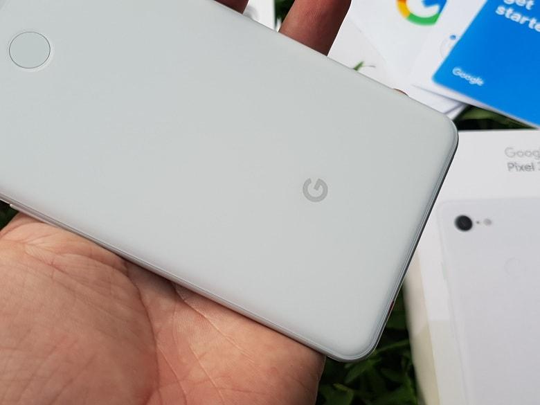 Kích thước Google Pixel 3 XL xách tay