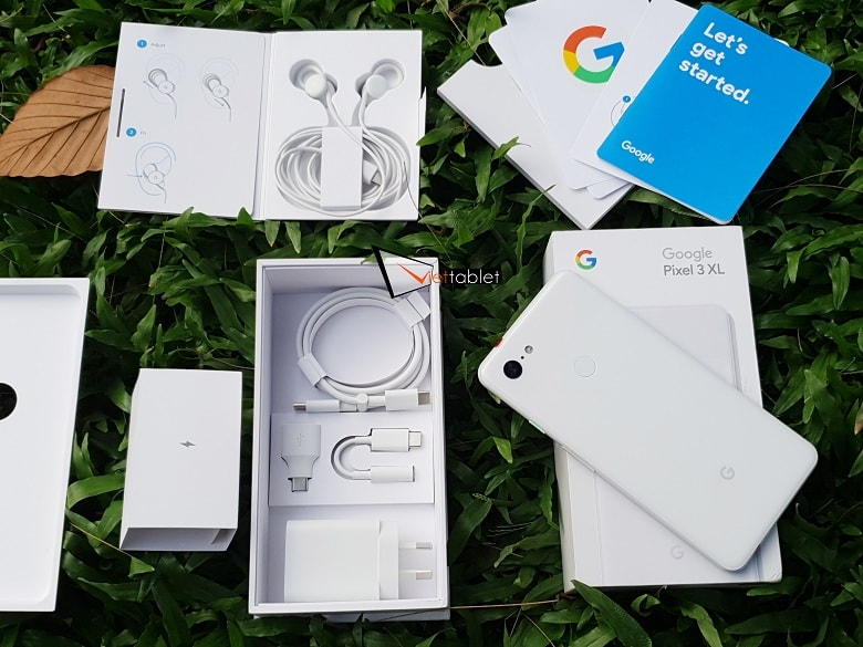 Mở hộp Google Pixel 3 XL