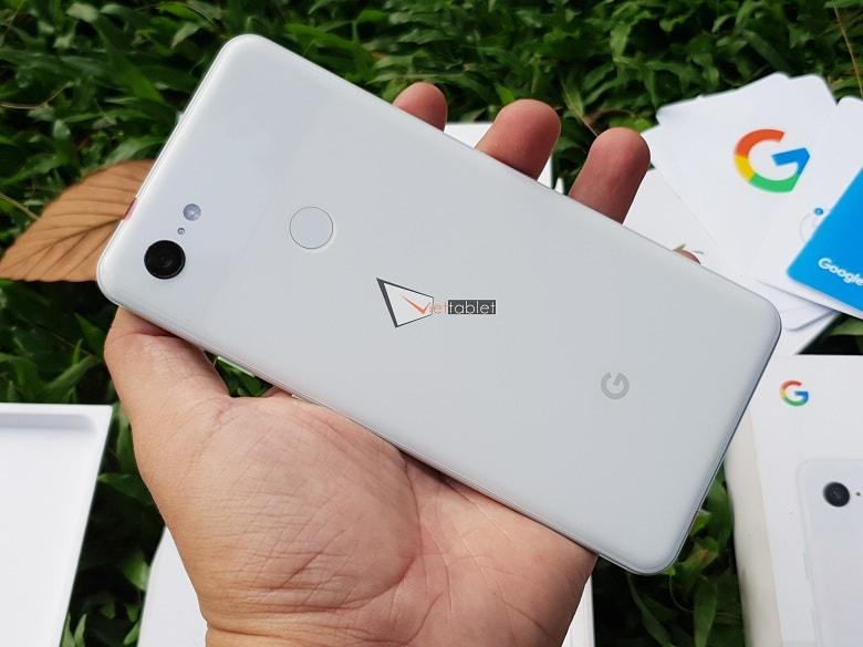Thiết kế Google Pixel 3 XL