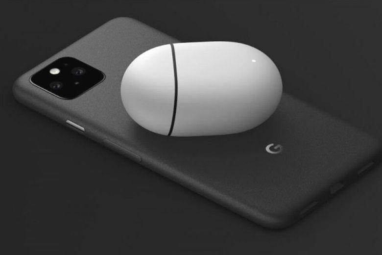 Google Pixel 5 màu đen
