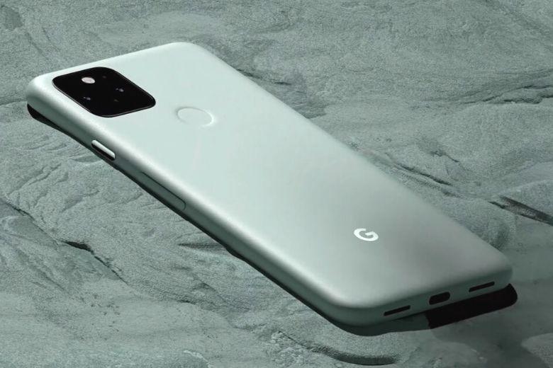 Google Pixel 5 màu mới