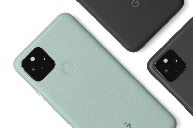 Google Pixel 5 màu sắc