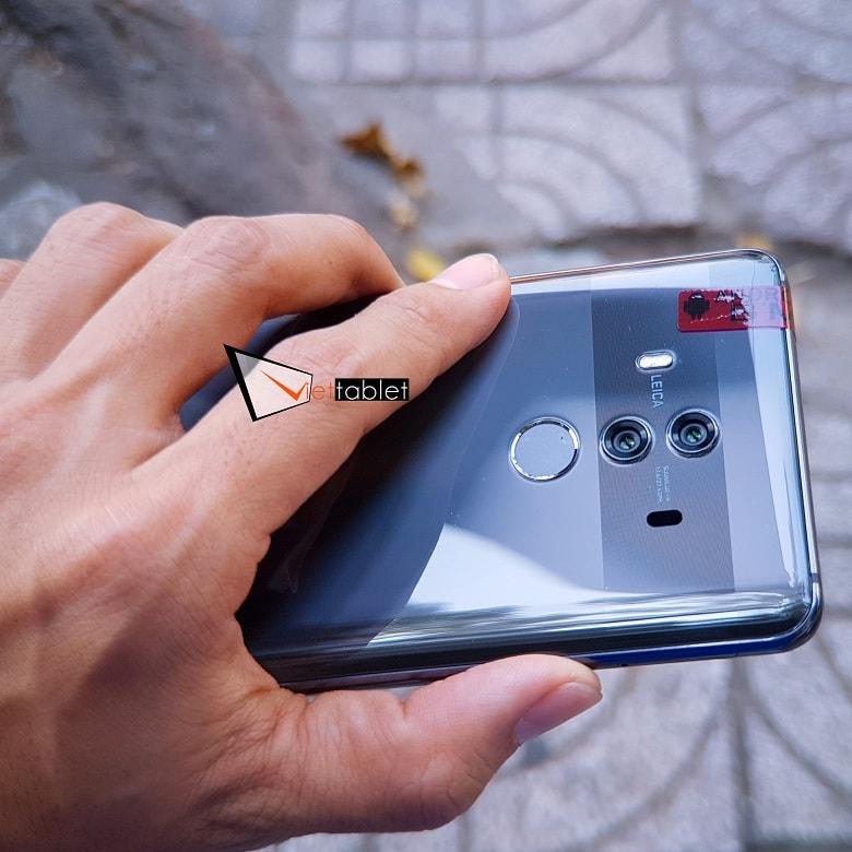 camera của Huawei Mate 10 Pro