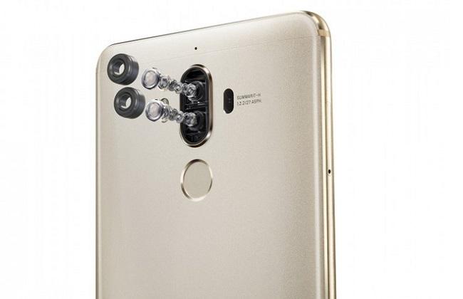 Camera trên Huawei Mate 9 cho ảnh chụp sắc nét, đẹp