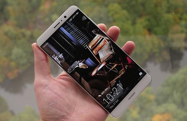 Hình ảnh hiển thị trên Huawei Mate 9 sắc nét, đẹp