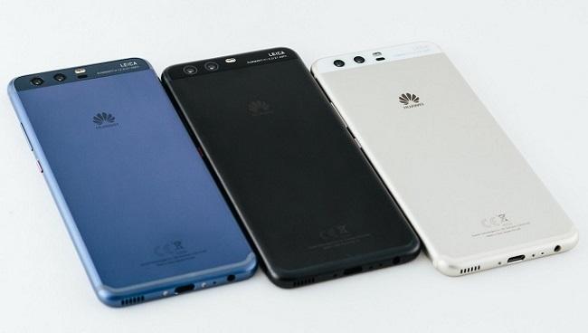 Màu sắc Huawei P10