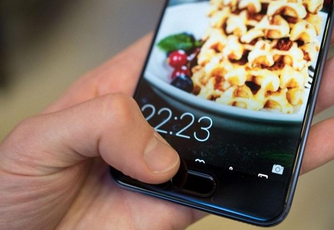 Cảm biến vân tay Huawei P10