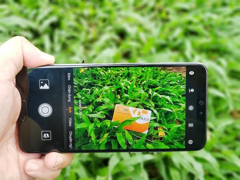 camera của Huawei P20 Pro công ty