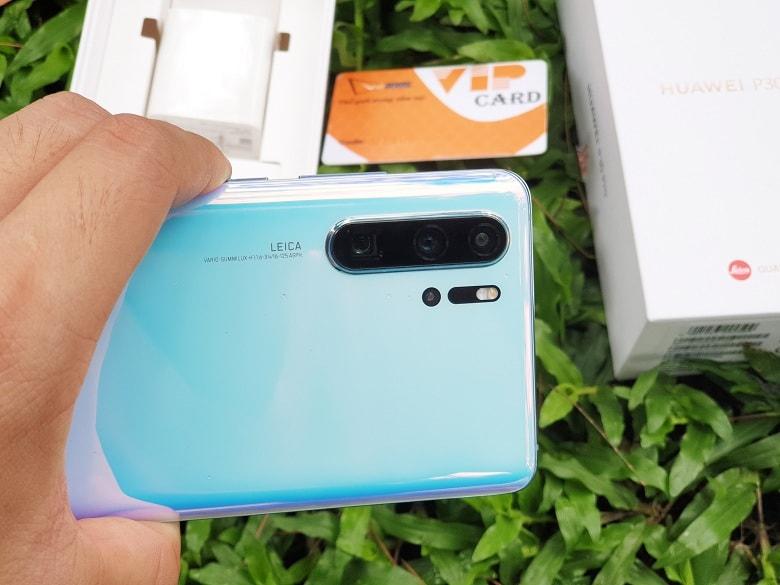 camera của Huawei P30 Pro công ty
