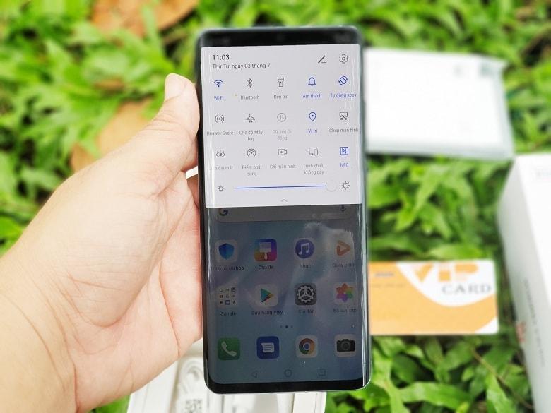 cấu hình Huawei P30 Pro công ty