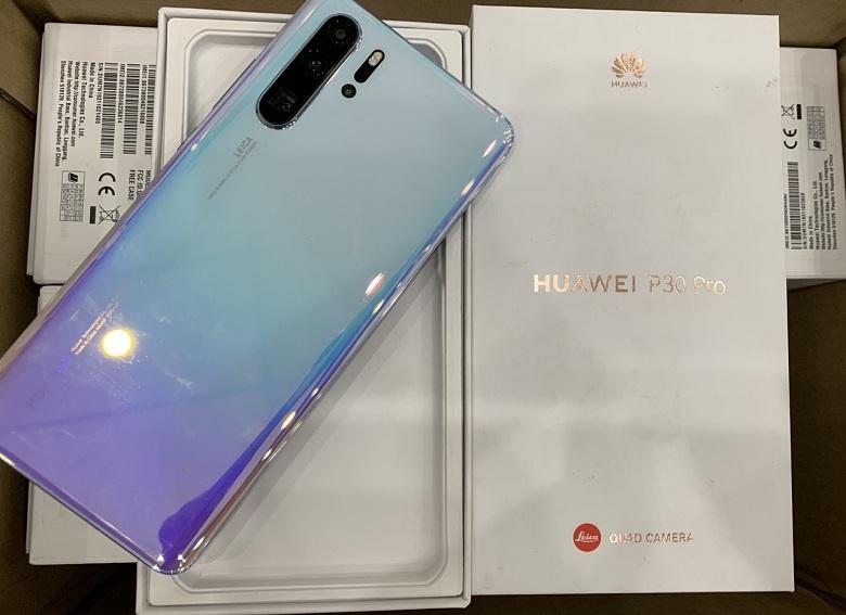 Huawei P30 Pro đang có mặt tại Viettablet với số lượng lớn