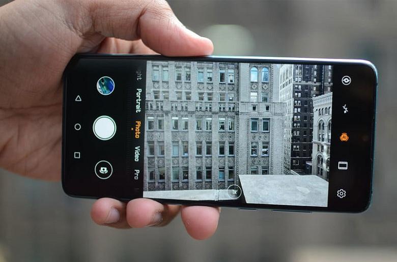 chụp ảnh trên Huawei P30 chính hãng