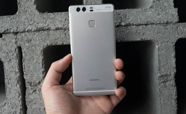 Thiết kế Huawei P9 cũ
