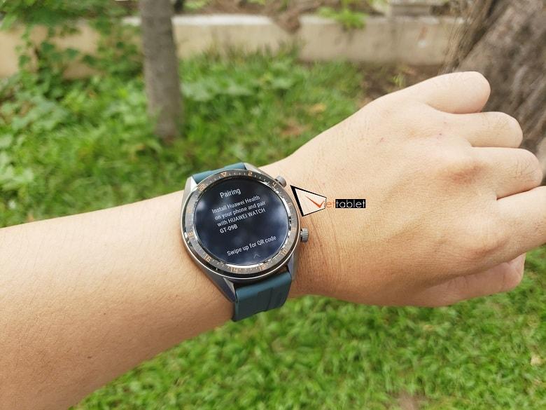 đeo thử Huawei Watch GT Chính Hãng