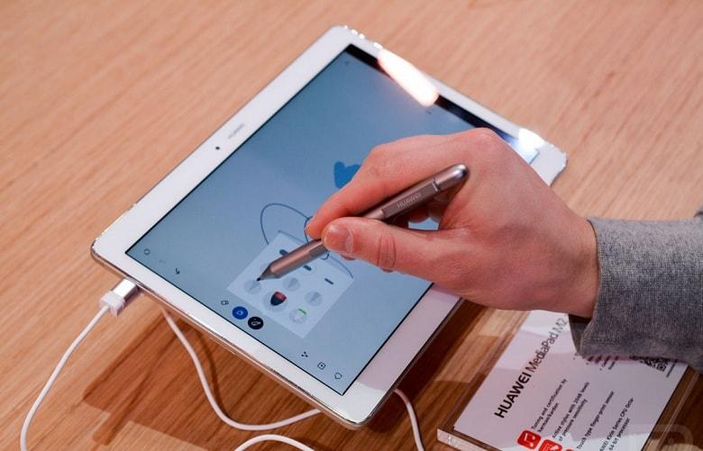 cấu hình Huawei MediaPad M2 10 inch cũ