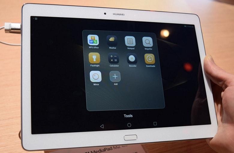 màn hình Huawei MediaPad M2 10 inch cũ