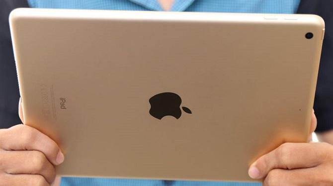 Kích thước iPad 2017 Cũ