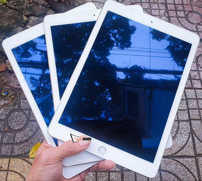 Hình ảnh mặt trước của iPad Air 2 128GB 4G cũ giá rẻ