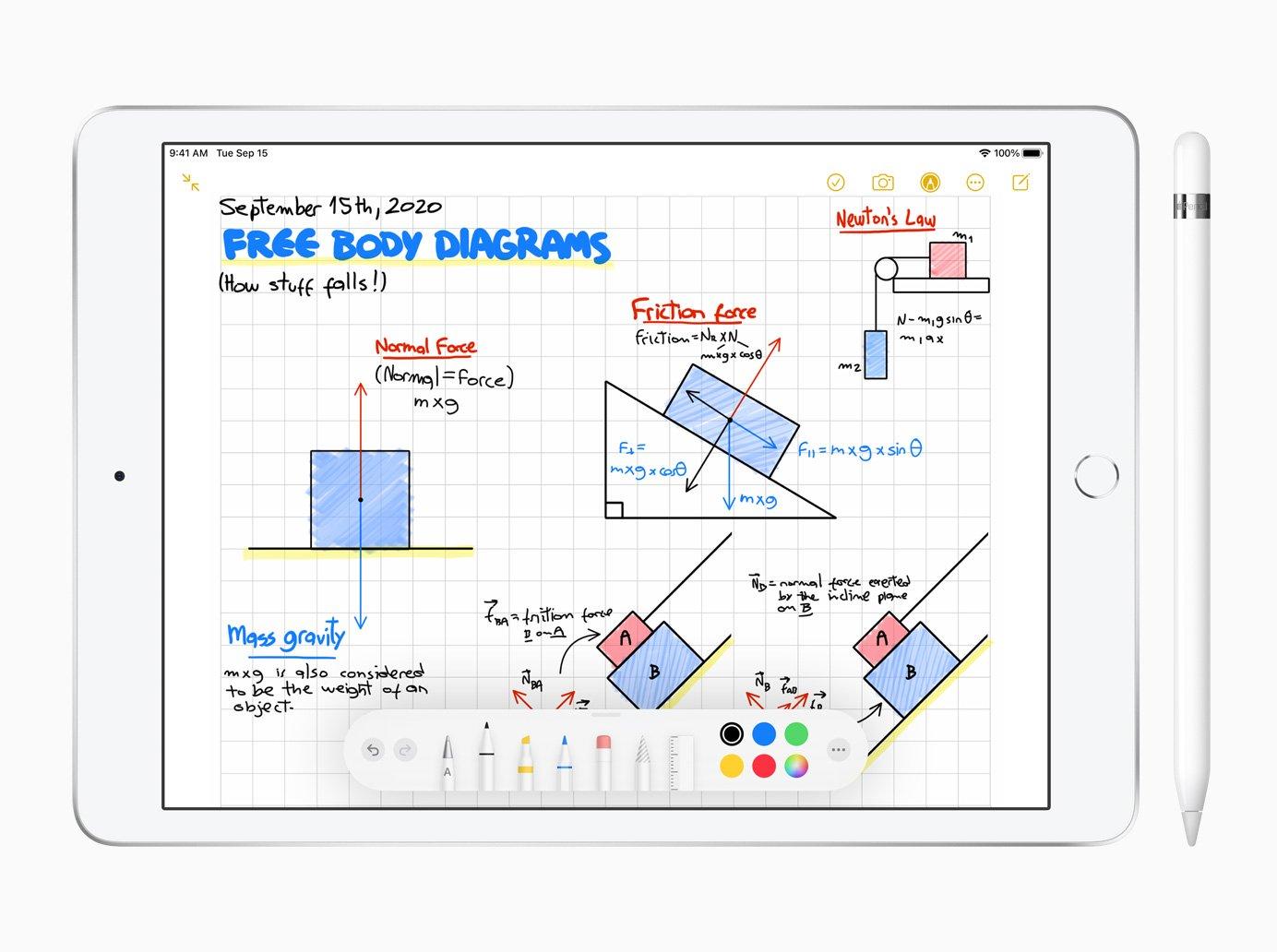 iPad Gen 8 2020 32GB mới 100%