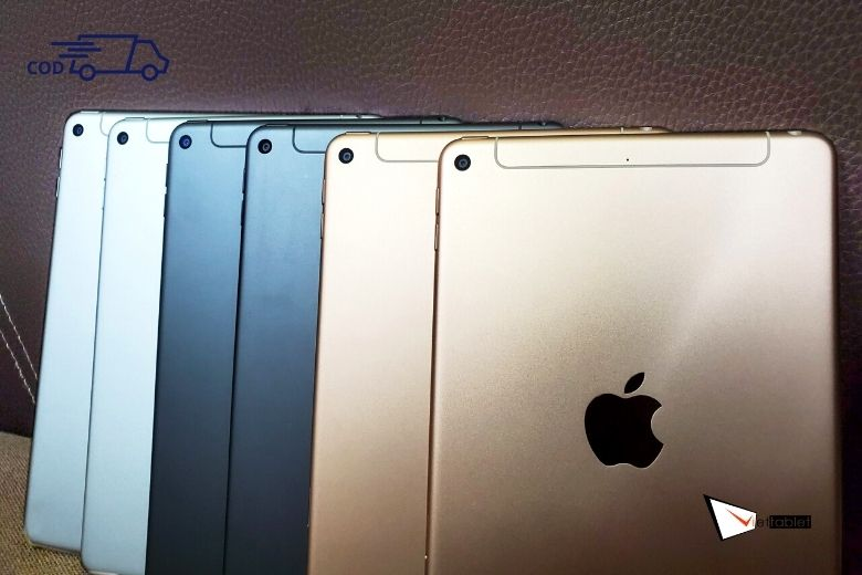 Ngoại hình iPad Mini 5