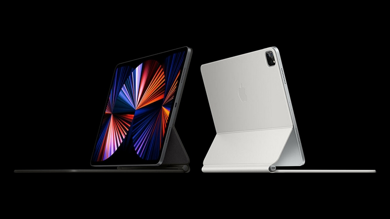 camera iPad Pro 12.9 inch (2021) Wifi