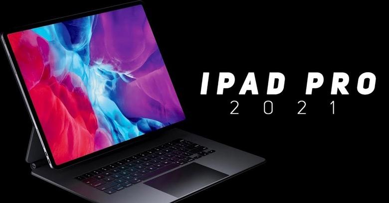 màn hình iPad Pro 12.9 inch (2021) Wifi