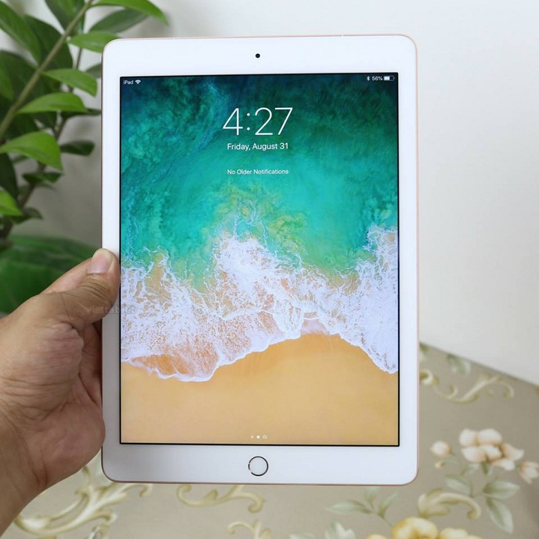 cấu hình iPad Pro 9.7 32/128 GB 2016 Like New