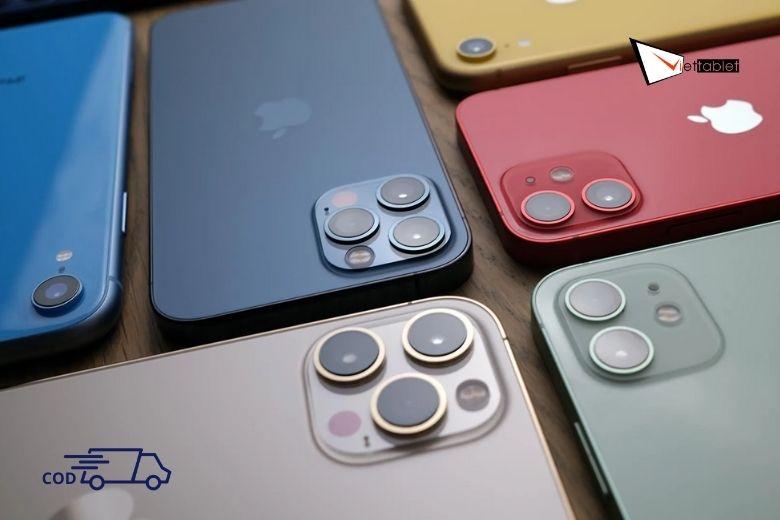 iPhone 12 pro cũ chính hãng bên cạnh các siêu phẩm iPhone 12, iPhone X, iPhone XR...